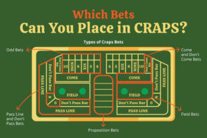 Which Bets Can You Place in Craps
